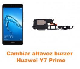 Cambiar altavoz buzzer Huawei Y7 Prime