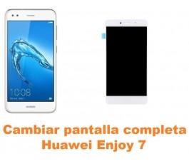 Cambiar pantalla completa Huawei Enjoy 7