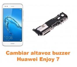 Cambiar altavoz buzzer Huawei Enjoy 7