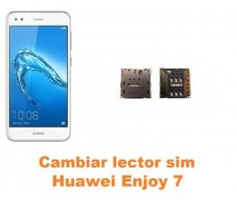 Cambiar lector sim Huawei Enjoy 7