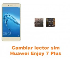 Cambiar lector sim Huawei Enjoy 7 Plus