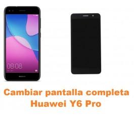 Cambiar pantalla completa Huawei Y6 Pro