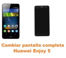 Cambiar pantalla completa Huawei Enjoy 5