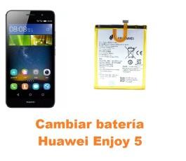 Cambiar batería Huawei Enjoy 5
