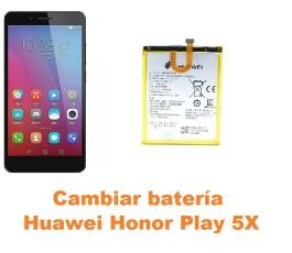 Cambiar batería Huawei Honor Play 5X