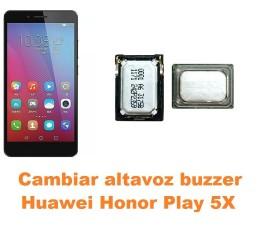 Cambiar altavoz buzzer Huawei Honor Play 5X
