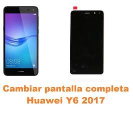 Cambiar pantalla completa Huawei Y6 2017
