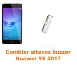 Cambiar altavoz buzzer Huawei Y6 2017