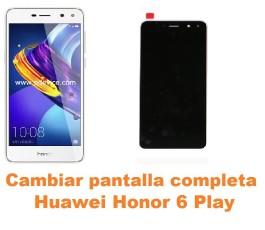 Cambiar pantalla completa Huawei Honor 6 Play