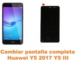 Cambiar pantalla completa Huawei Y5 2017 Y5 III