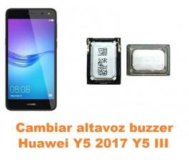 Cambiar altavoz buzzer Huawei Y5 2017 Y5 III