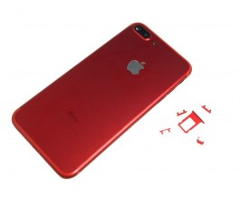Carcasa para iPhone 7 Plus rojo