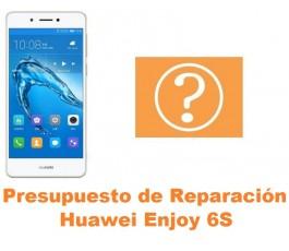 Presupuesto de reparación Huawei Enjoy 6S