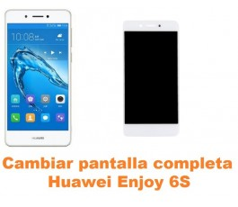 Cambiar pantalla completa Huawei Enjoy 6S