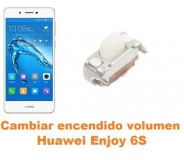 Cambiar encendido y volumen Huawei Enjoy 6S
