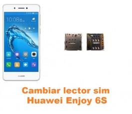 Cambiar lector sim Huawei Enjoy 6S