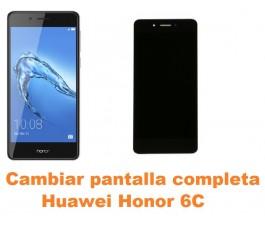 Cambiar pantalla completa Huawei Honor 6C