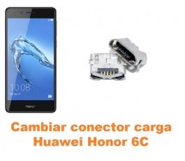Cambiar conector carga Huawei Honor 6C