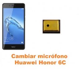 Cambiar micrófono Huawei Honor 6C