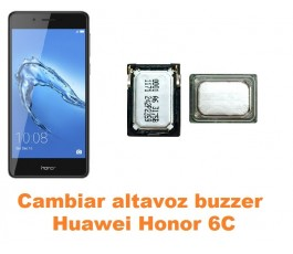 Cambiar altavoz buzzer Huawei Honor 6C