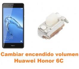 Cambiar encendido y volumen Huawei Honor 6C