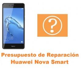 Presupuesto de reparación Huawei Nova Smart