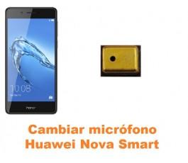 Cambiar micrófono Huawei Nova Smart