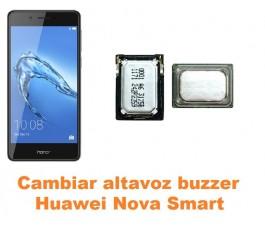 Cambiar altavoz buzzer Huawei Nova Smart