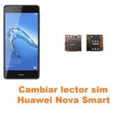 Cambiar lector sim Huawei Nova Smart