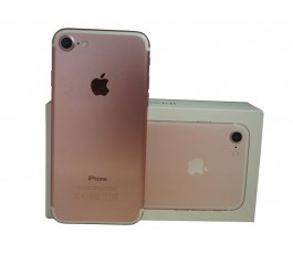iPhone 7 32gb libre rosa
