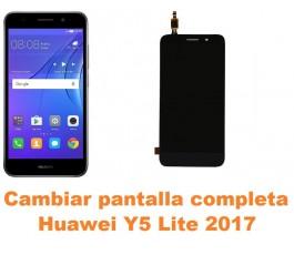 Cambiar pantalla completa Huawei Y5 Lite 2017