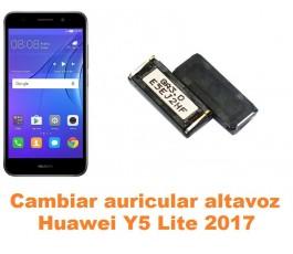 Cambiar auricular altavoz Huawei Y5 Lite 2017