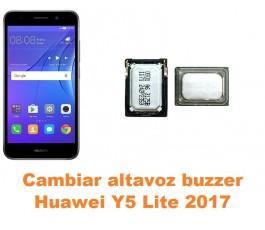 Cambiar altavoz buzzer Huawei Y5 Lite 2017