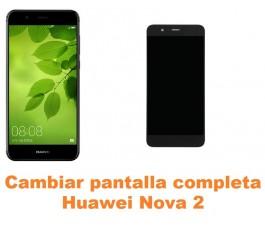 Cambiar pantalla completa Huawei Nova 2