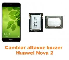 Cambiar altavoz buzzer Huawei Nova 2