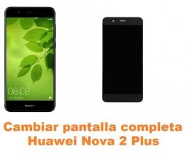 Cambiar pantalla completa Huawei Nova 2 Plus