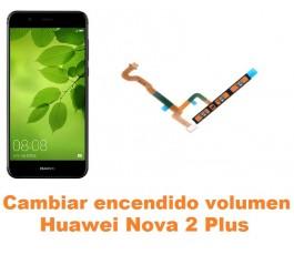 Cambiar encendido y volumen Huawei Nova 2 Plus