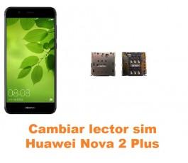 Cambiar lector sim Huawei Nova 2 Plus
