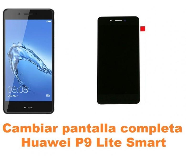Cambiar pantalla completa Huawei P9 Lite Smart