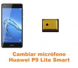 Cambiar micrófono Huawei P9 Lite Smart