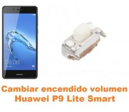 Cambiar encendido y volumen Huawei P9 Lite Smart