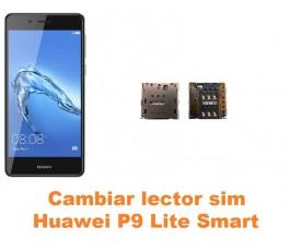 Cambiar lector sim Huawei P9 Lite Smart