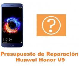 Presupuesto de reparación Huawei Honor V9