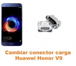 Cambiar conector carga Huawei Honor V9