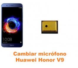 Cambiar micrófono Huawei Honor V9