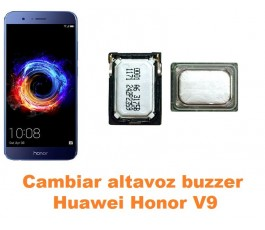 Cambiar altavoz buzzer Huawei Honor V9