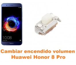Cambiar encendido y volumen Huawei Honor 8 Pro