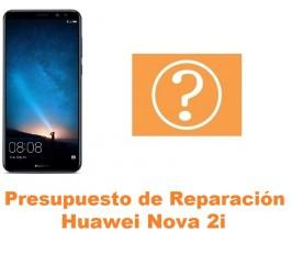 Presupuesto de reparación Huawei Nova 2i