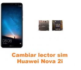 Cambiar lector sim Huawei Nova 2i