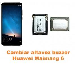 Cambiar altavoz buzzer Huawei Maimang 6